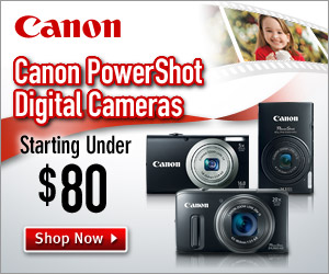 digital cameras canon deal shop now