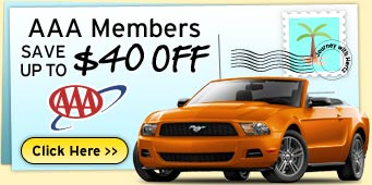 AAA Save up to $40 off