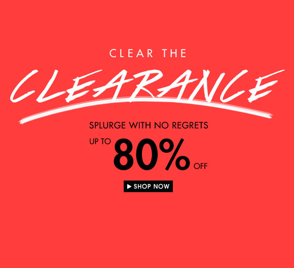 Clearance Sale Up to 80% OFF Including New Arrival + Free Shipping On Orders Over 40$ at Zalora Sg