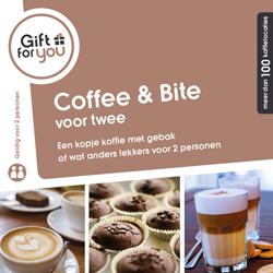 GFY Coffee en Bite voor twee