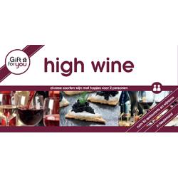 GFY High Wine voor twee