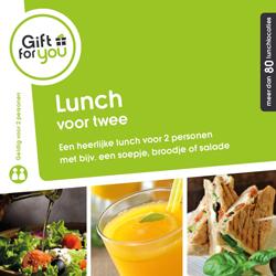 GFY Lunch voor twee
