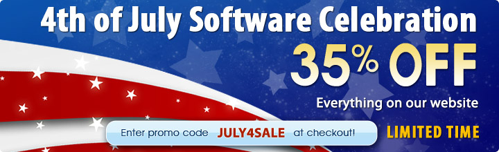 Avanquest 4th of July Sale