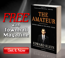 Get Edward Klein's The Amateur FREE with Townhall Magazine!