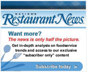 Penton Media - Nation's Restaurant News, Click Here!