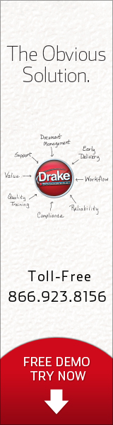 The Obvious Solution. Drake Software