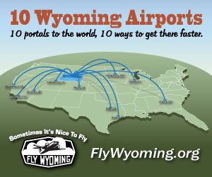 Fly Wyoming