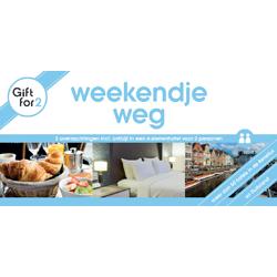 GFY Weekendje Weg voor twee