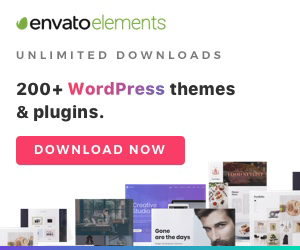 Design, web and stock assets Unlimited downloads with Envato Elements