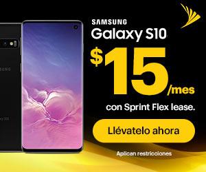 Sprint Samsung Galaxy S10